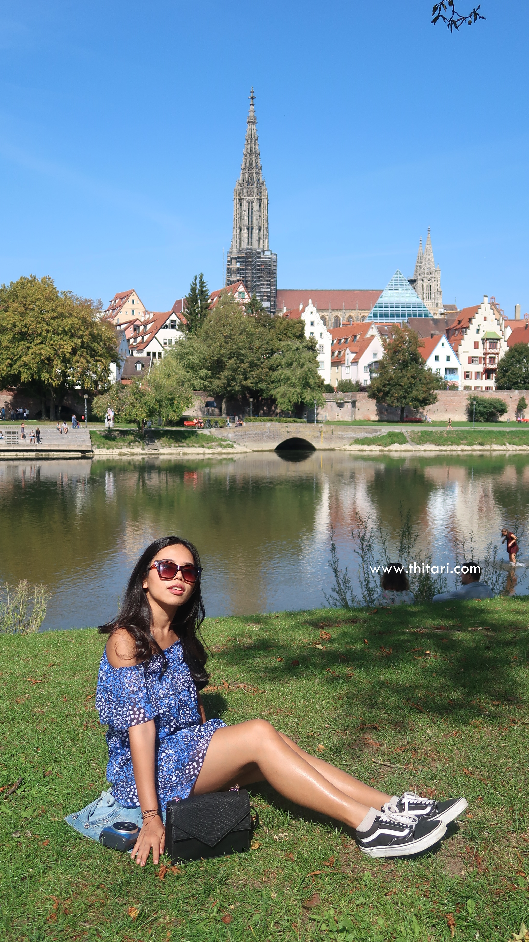 ULM : Unexcpected trip at the beautiful city in Germany