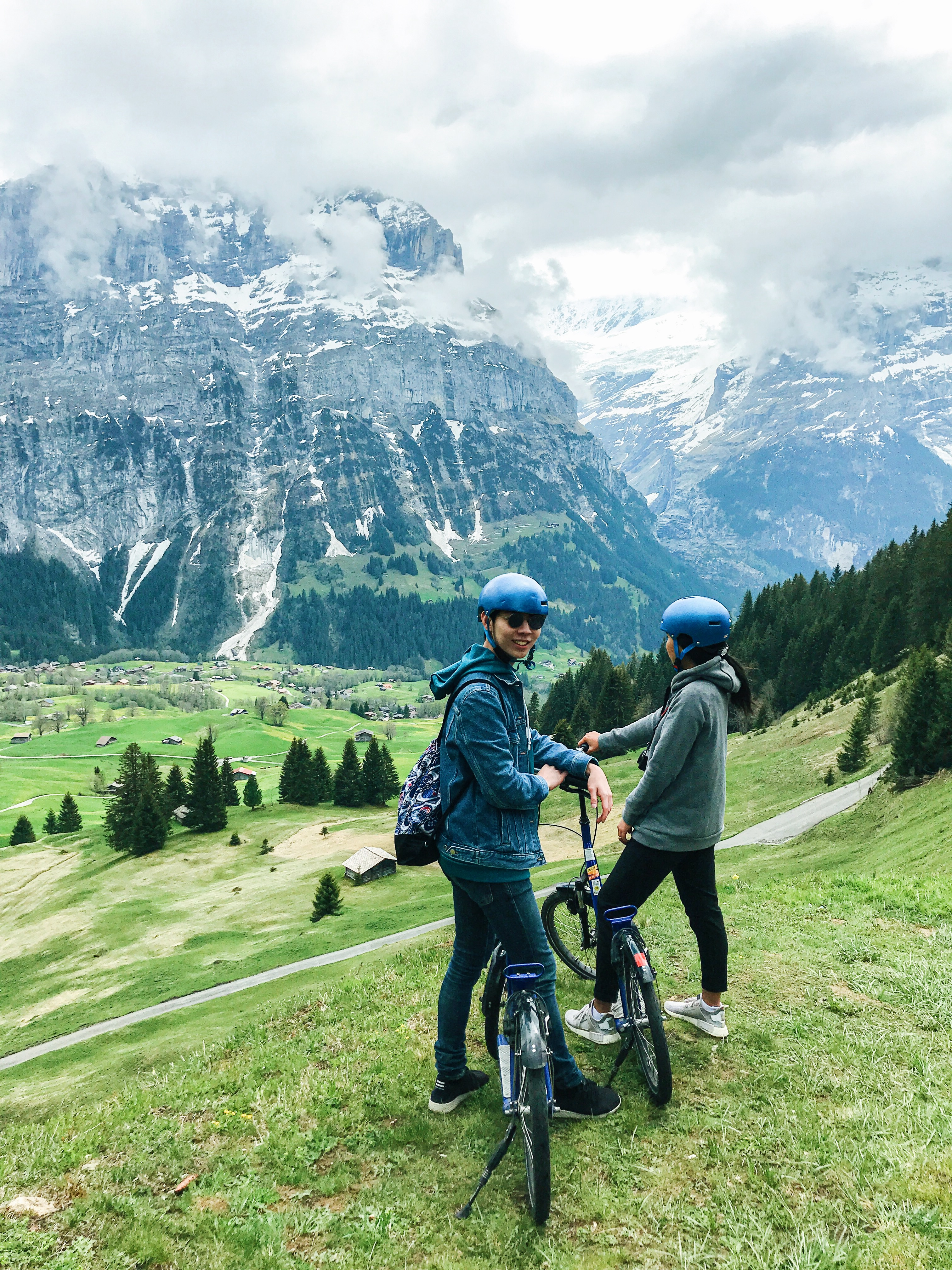 Grindelwald-First : Top adventure for us!
