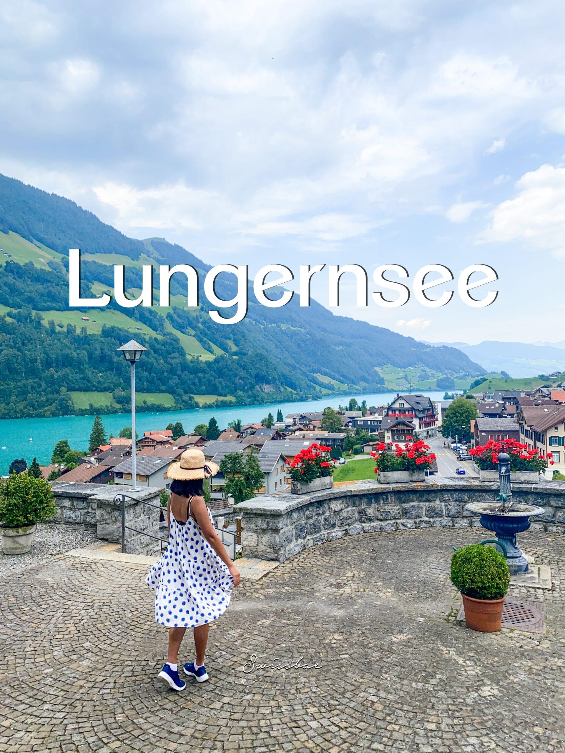 Lungernsee - Swissbae - Thitari